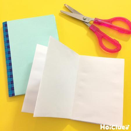 手作りミニ本〜たった1枚の紙を本にする製作アイディア〜