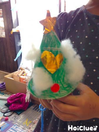 合体!クリスマスツリー〜コドモガラクタラボから生まれた遊び〜