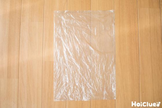 ビニール袋の写真