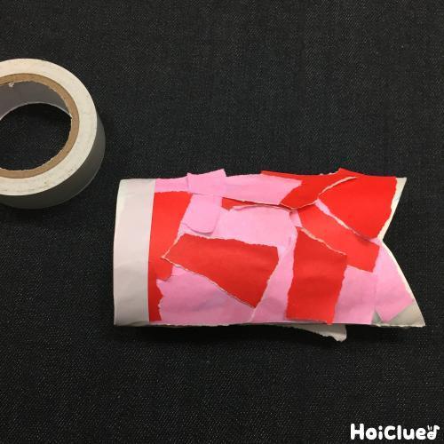 ビニールテープを巻いた写真