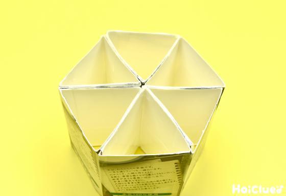 6個を六角形に貼り合わせた写真