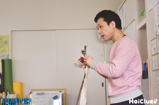 齋藤先生の写真