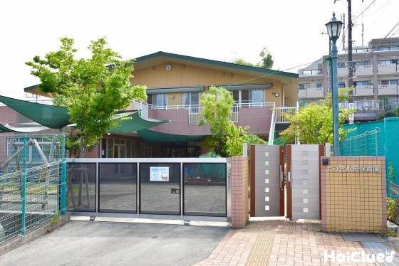 くらき永田保育園の全景写真