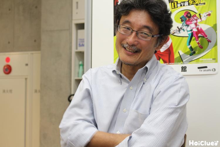 丸澤さんの写真
