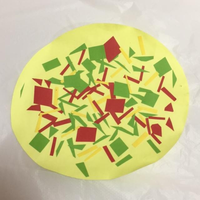 【アプリ投稿】【手作りピザ】4歳児