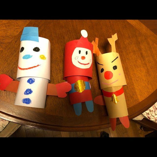 【アプリ投稿】クリスマス製作 5歳児