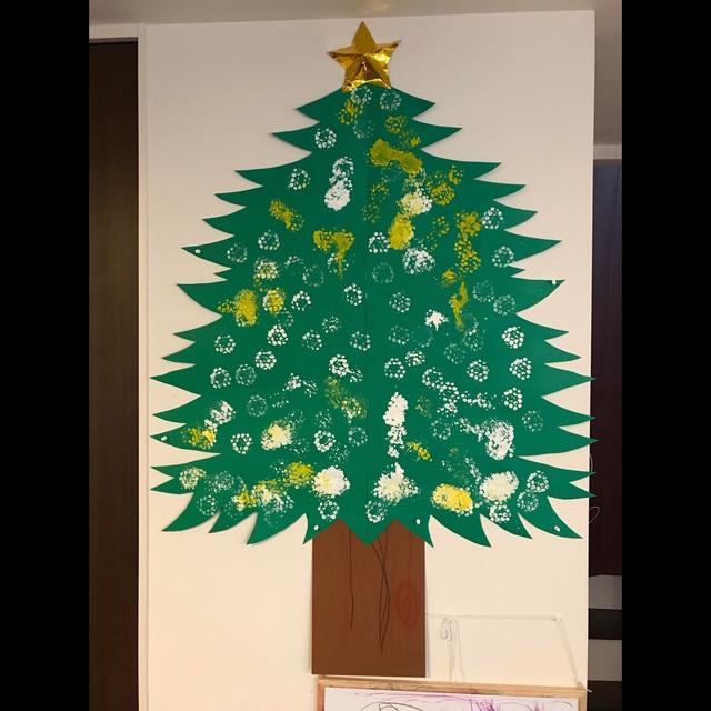 【アプリ投稿】【クリスマスツリー】