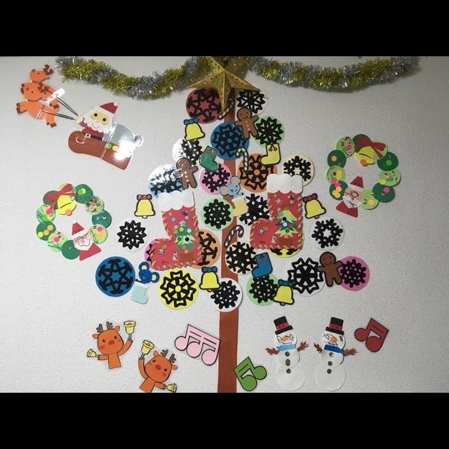 【アプリ投稿】☆2歳児 クリスマス