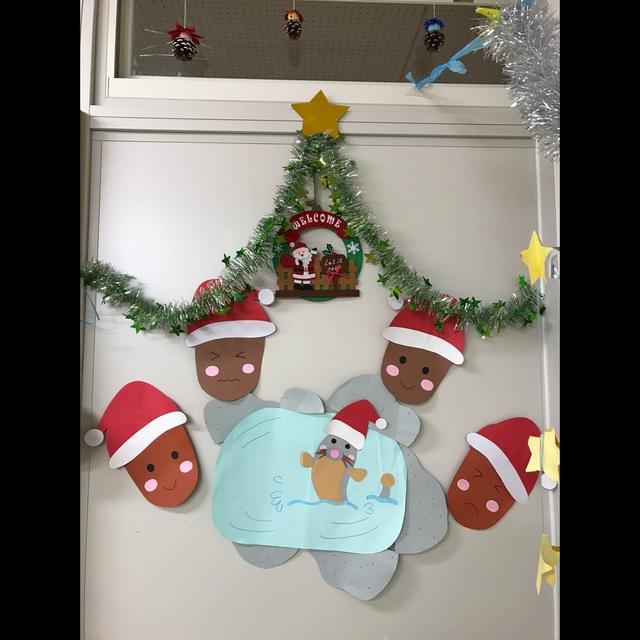 【アプリ投稿】ドングリコロコロのクリスマス