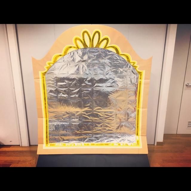 【アプリ投稿】✂︎魔法の鏡 (おゆうぎ会)5歳児