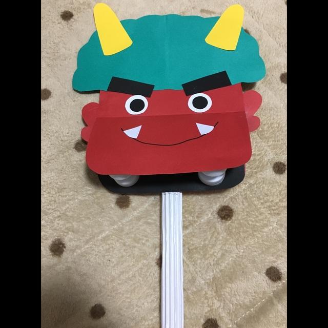 【アプリ投稿】鬼のカスタネット