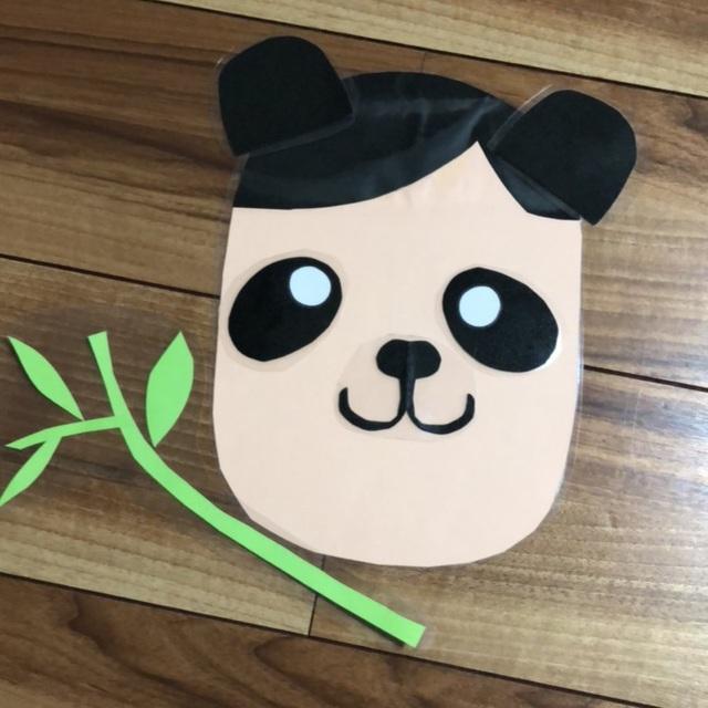 【アプリ投稿】福笑い【パンダ】