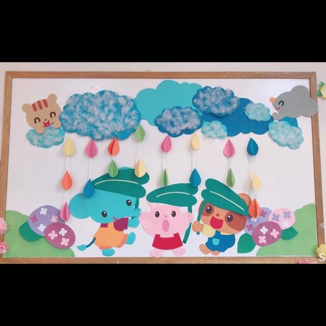 【アプリ投稿】梅雨の壁面!