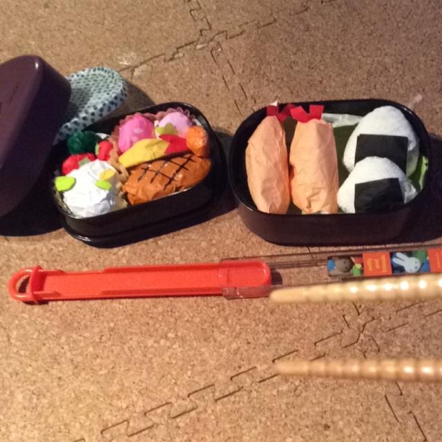 【アプリ投稿】【おべんとうでピクニック♪】