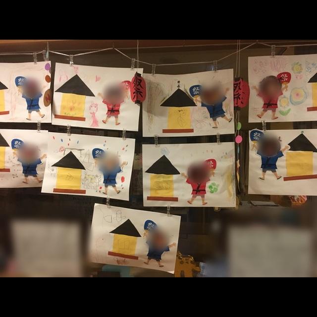 【アプリ投稿】4歳児製作*ハサミの練習✂️
