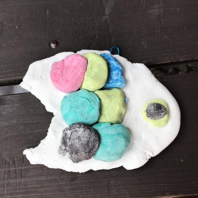 【アプリ投稿】こいのぼり製作☆紙粘土