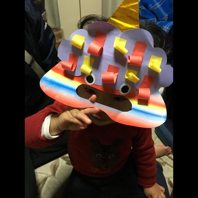 【アプリ投稿】『4歳児』節分