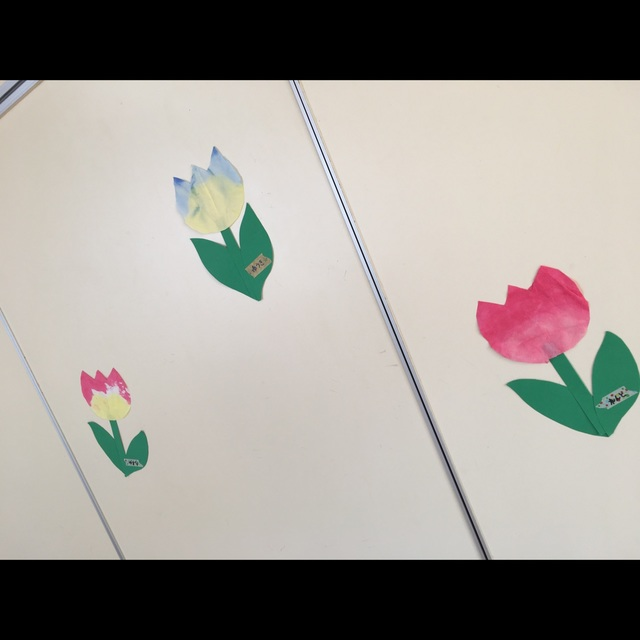 【アプリ投稿】『4歳児』障子紙