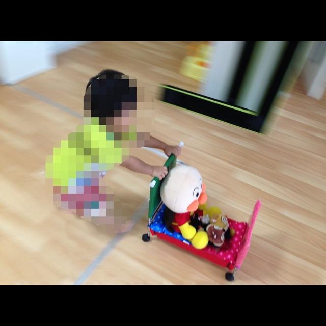 【アプリ投稿】手押し車