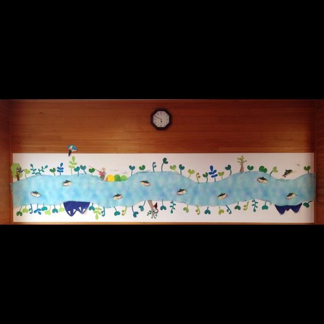 【アプリ投稿】村上康成さん壁面