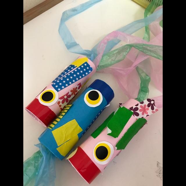 【アプリ投稿】こいのぼりロケット3歳児。