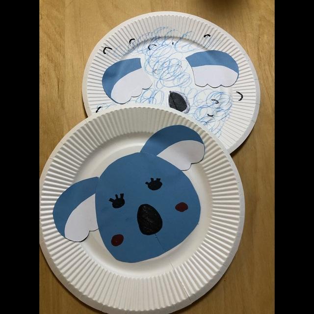 【アプリ投稿】紙皿シアター②2歳児