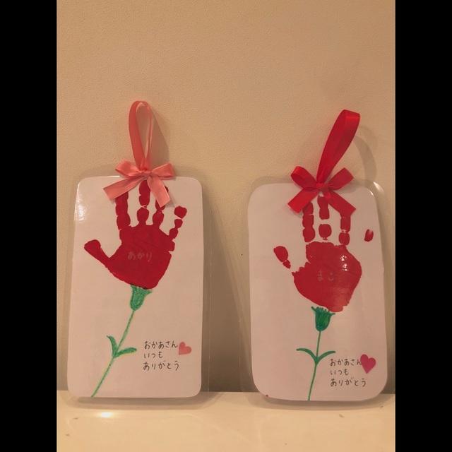 【アプリ投稿】母の日のプレゼント