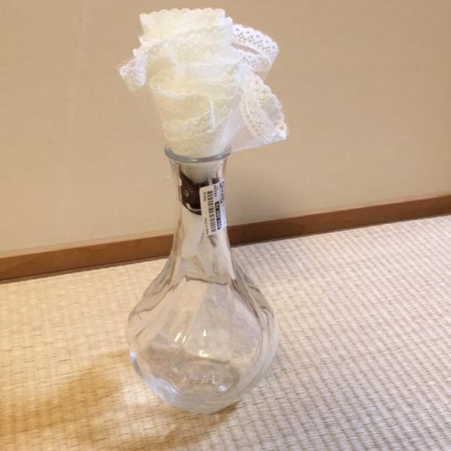 【アプリ投稿】お花飾り