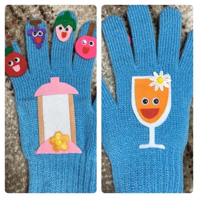 【アプリ投稿】【手袋シアター】