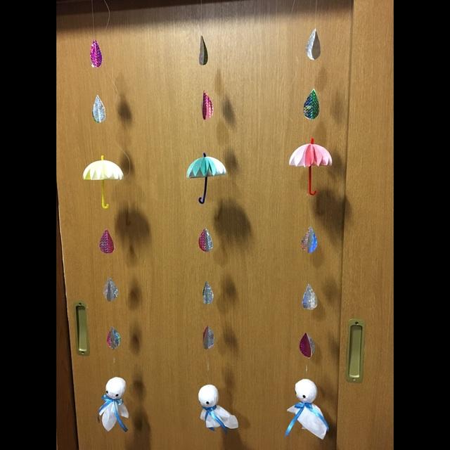 【アプリ投稿】1歳児、お部屋の飾り。