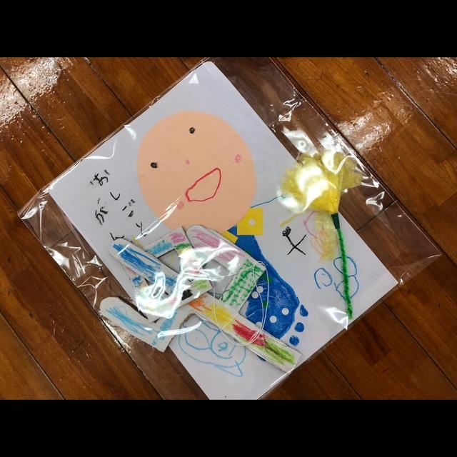【アプリ投稿】4歳児(父の日制作)