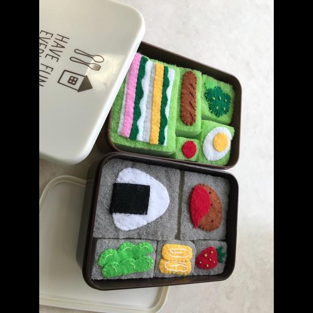 【アプリ投稿】お弁当箱