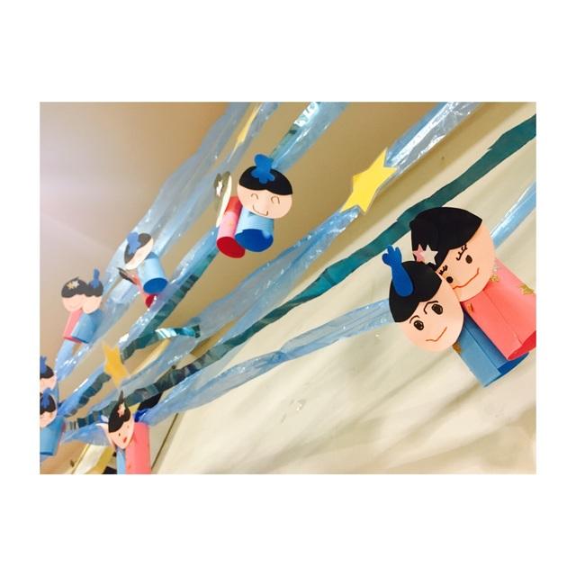 【アプリ投稿】<< 七夕製作 >>
