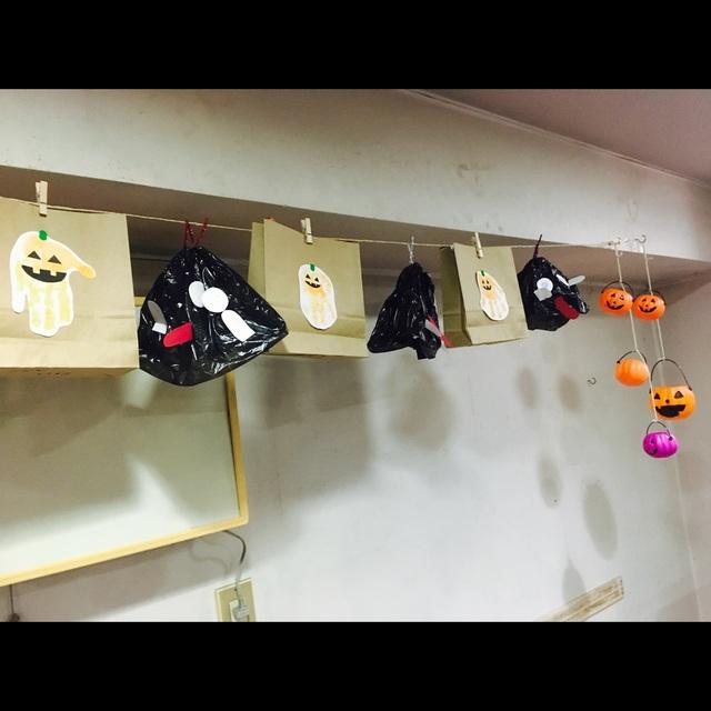 【アプリ投稿】<< ハロウィン製作 >>