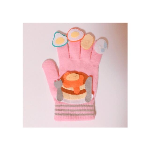 【アプリ投稿】⌘たまごをぽん⌘手袋シアター