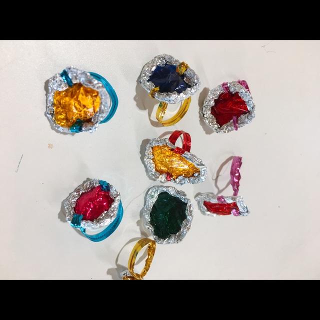【アプリ投稿】お店屋さんごっこ 指輪
