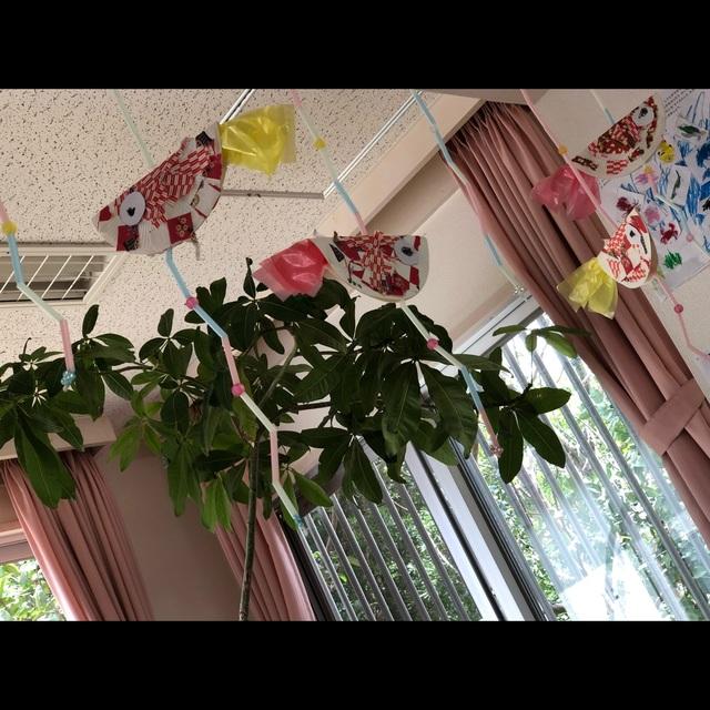 【アプリ投稿】金魚(4歳児)