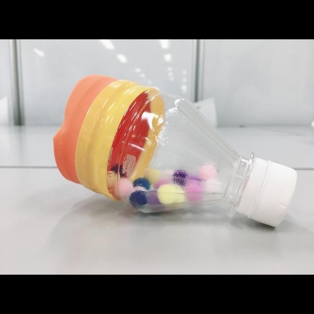 【アプリ投稿】風船ペットボトル太鼓