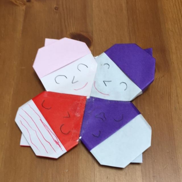 【アプリ投稿】折り紙でどんぐり