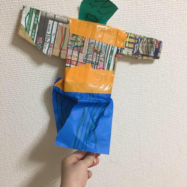 【アプリ投稿】4歳創作 オリジナルジャイアン