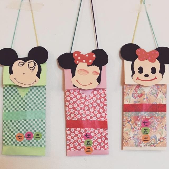 【アプリ投稿】七五三 千歳飴袋