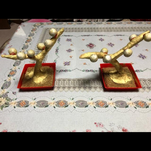 【アプリ投稿】【かぐや姫の宝のなる金の木】