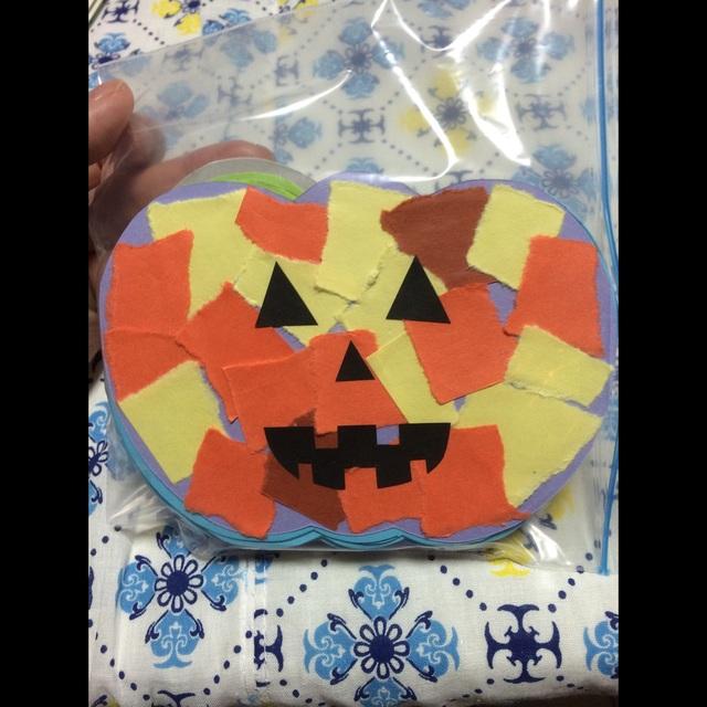 【アプリ投稿】ハロウィン壁面ジャコランタン