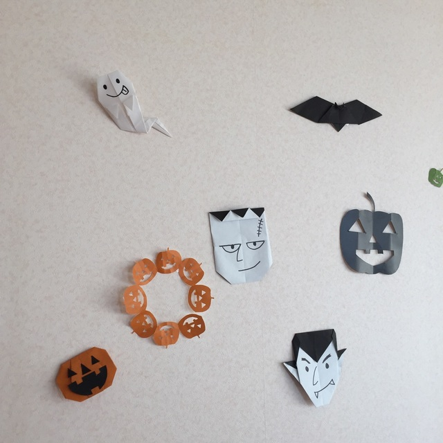 【アプリ投稿】折り紙