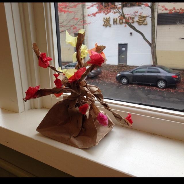 【アプリ投稿】ハロウィン・おばけの木