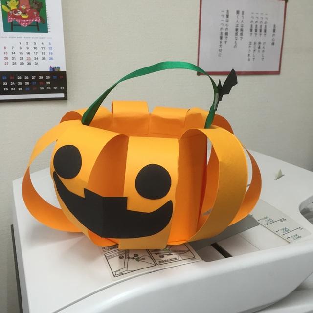【アプリ投稿】☆ハロウィンのお菓子バッグ☆