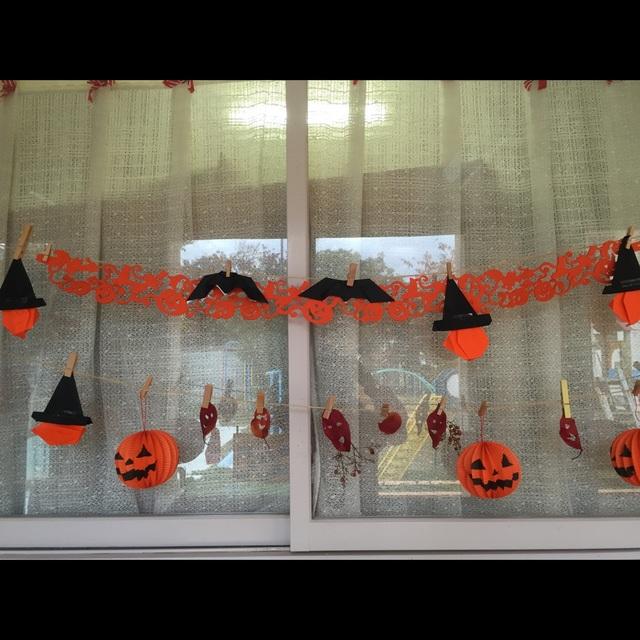 【アプリ投稿】折り紙で作るかぼちゃのおばけ