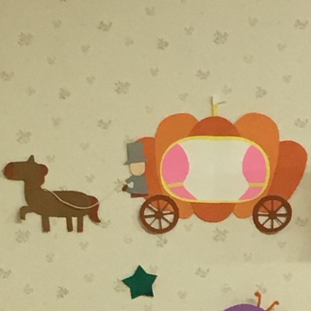 【アプリ投稿】カボチャの馬車