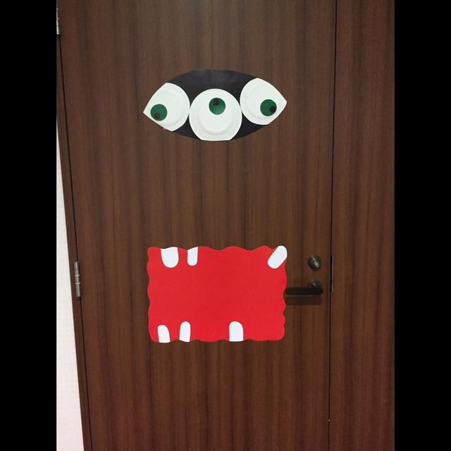【アプリ投稿】ドアの装飾