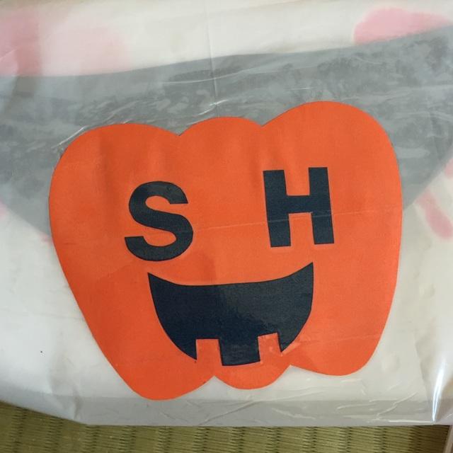 【アプリ投稿】ハロウィン衣装……裏